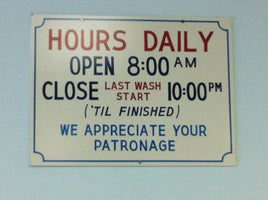 Chevy Chase Coin Laundry