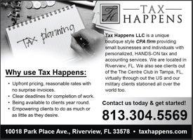 Tax Happens