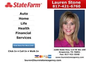Lauren Stone - State Farm Insurance Agent