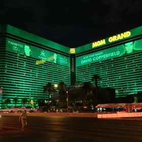 Эм-джи-эм гранд-отель и казино находящийся в лас-вегасе невада сша игровые автоматы крези