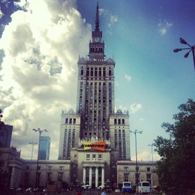 Palace of Culture and Science photo