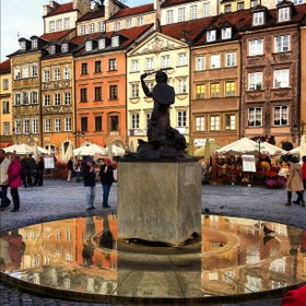 plaza photo