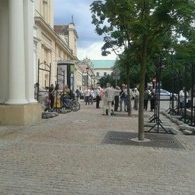 Cracow suburb photo