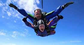 Skydive Orange