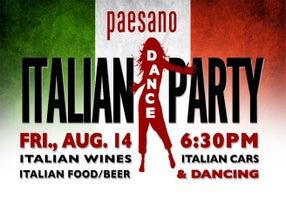 Paesano Italian Restaurant and Wine Bar