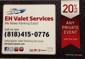 E H Valet Services