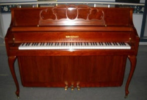 Jack Whitby Piano