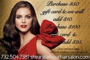 Shear Glamour Hair and Nail Salon