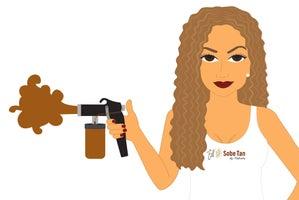 Sobe Tan by Fabiola, Spray Tan