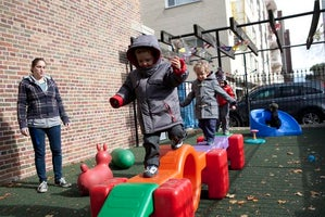 JCC Chicago - Early Childhood at Florence G. Heller JCC in Lakeview