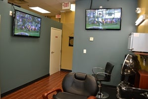 Sharp Line Cuts Barbershop