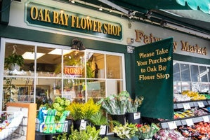 Oak Bay Flower Shop
