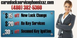 Car Unlock Service Phoenix AZ