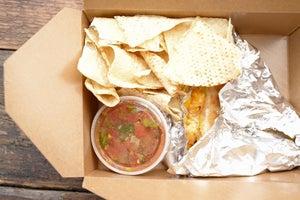 Shredded Tacos - Granada Hills