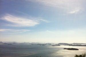 瀬戸内海国立公園 王子が岳