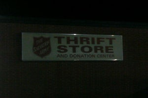 Salvation Army SATRUCK Thrift Store