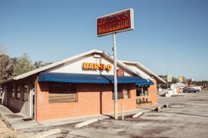 Jack Benny's Barbeque - Minneola