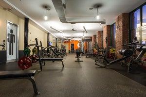 Chalk Gyms