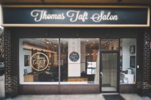 Thomas Taft Salon