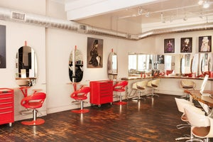 Red Market Salon