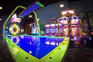Bowlocity Entertainment Center