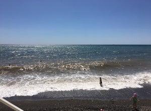 Пляж Солнечногорское