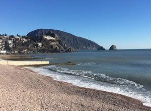 Пляж  Лидия