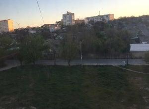 Стадион на Луговой