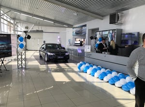 Автодель автосалон Peugeot, BMW, Land Rover.