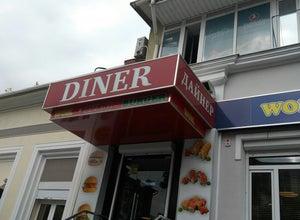 Diner Burger club