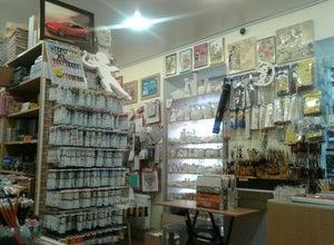 Художественный салон-магазин Дали