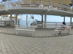 Пляж Santa Cruze