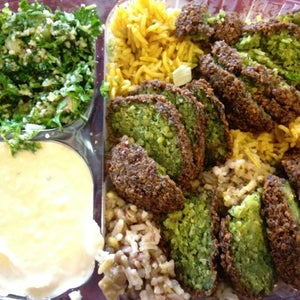 The 15 Best Places for a Falafel in Chicago