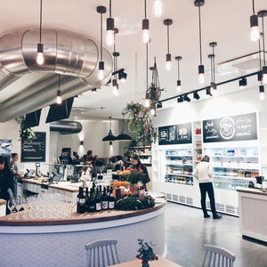 Café Rose Garden Berlin | EatingOutWell Berlin Germany