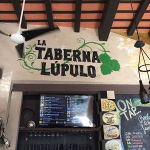 La Taberna Lúpulo