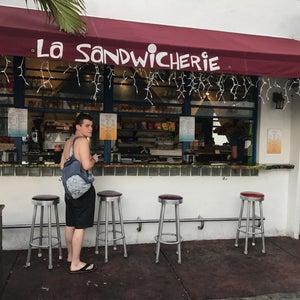 Photo of La Sandwicherie