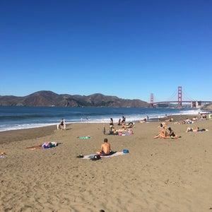Photo of Baker Beach