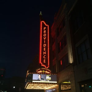 Photo of Providence Performing Arts Center