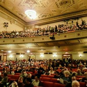 Photo of Nourse Theatre