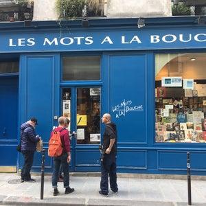 Photo of Les Mots à la Bouche