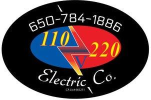 110/220V Electric Co.