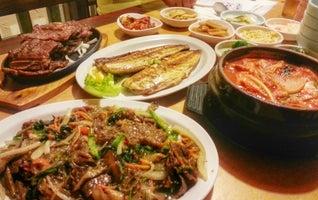 New Korea Restaurant