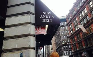 New Andy's Deli