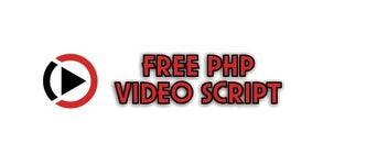 Free PHP Video Script