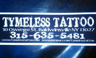 Tymeless Tattoo