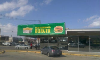 Barry's Grill (Old Fashioned Burgers)