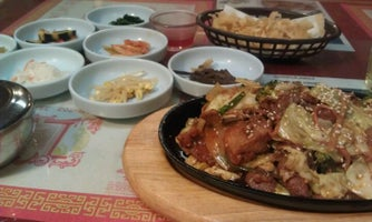 Kim Ba-Woo Korean Restaurant