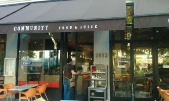 Community Food & Juice