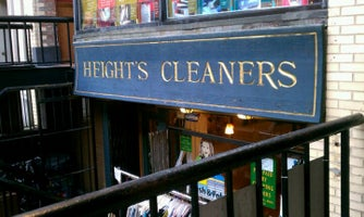 Heights Cleaners inc