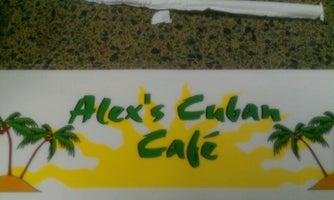 Alex's Cuban Cafe